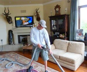 Carpet Cleaning in Manhattan Beach